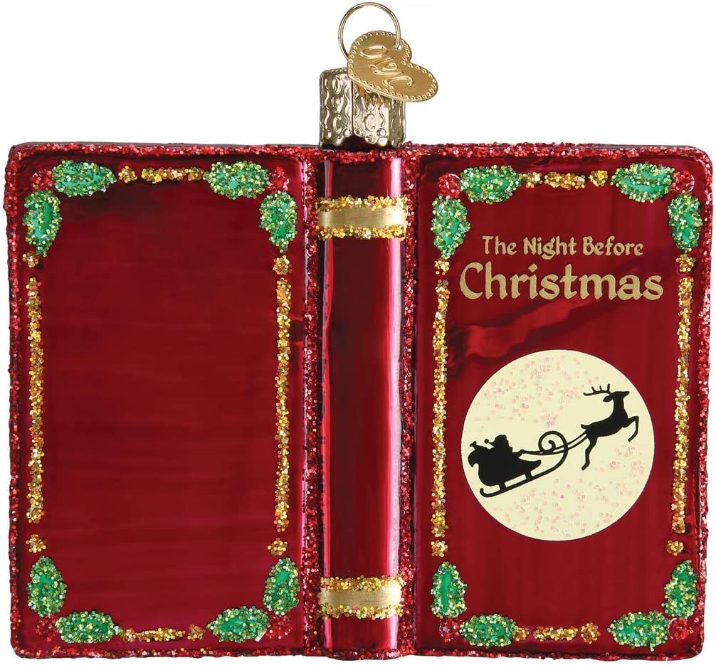 Old World Christmas The Night Before Christmas