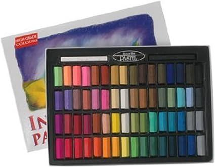 Inscribe Artists Pastels Half Stick Size 48 Colours
