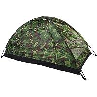 Outdoor Camping Tent, Outdoor Camping Luifel Tent 1 Persoon Camping Tent Lichtgewicht Backpacken Tent Waterdichte…