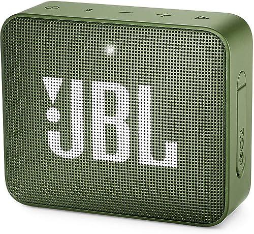 JBL Go2 Portable Bluetooth Speaker – Green