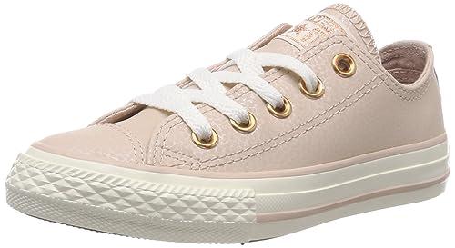Converse CTAS Ox, Zapatillas Unisex Niños: Amazon.es: Zapatos y complementos