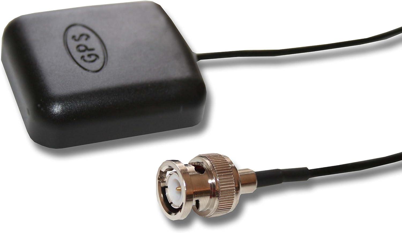 Antena GPS Externa conexión Activa con 5 Metros de Cable, para ...