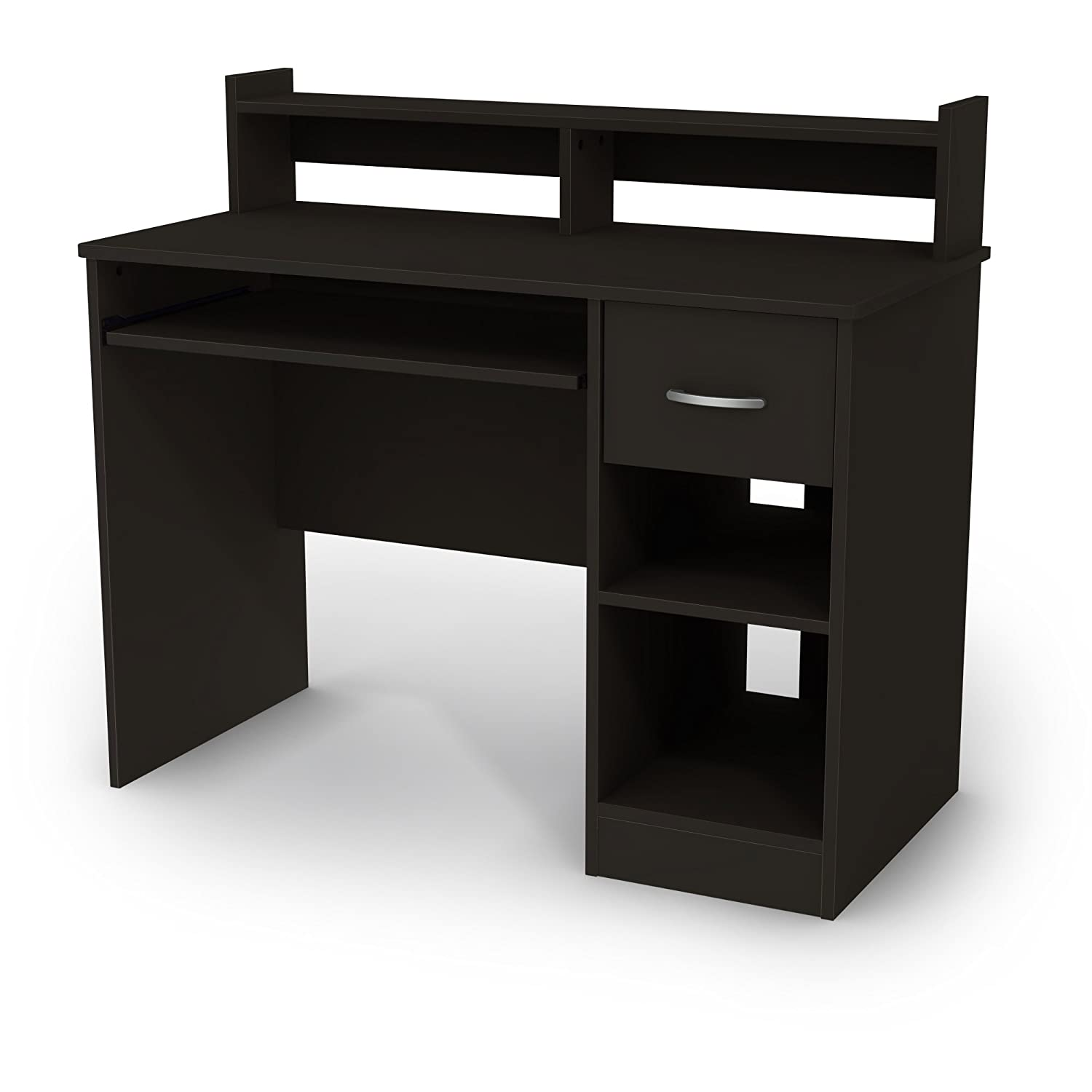 south shore axess collection desk black china ce approved office furniture