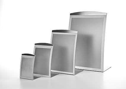 Retratos de plata tablero de mesa soporte de carteles A3 A4 ...