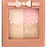 Physicians Formula Nude Wear Custom Glow Palette, Light, 0.24 Ounce