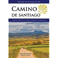 Camino de Santiago: Camino Frances: St. Jean - Santiago - Finisterre