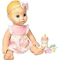 SpinMaster Luvabella Ojos Azules Baby Doll