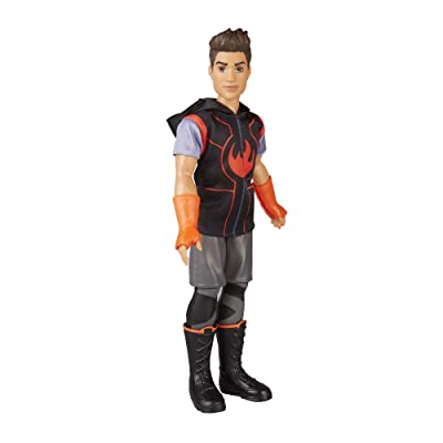 Marvel Rising Secret Warriors Dante Pertuz Inferno Training Outfit Doll: Toys & Games