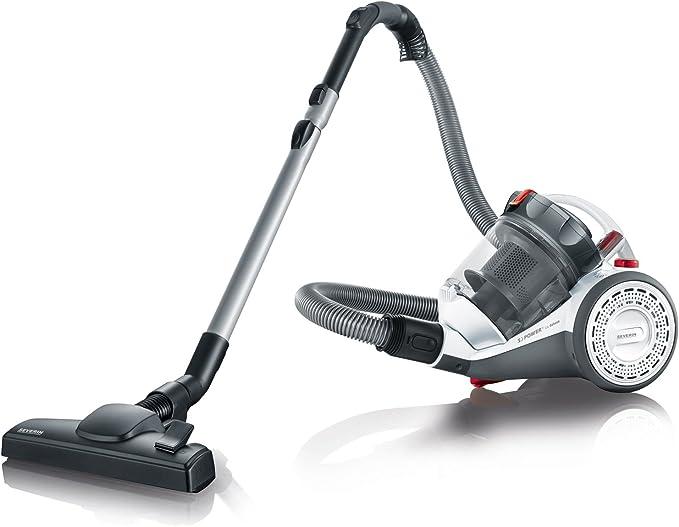 Severin MY 7102, Aspiradora multiciclónica de suelo sin bolsa ...