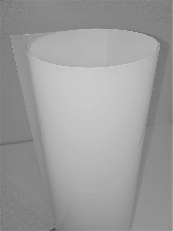Amazon com: 2 Flexible Translucent LDPE Plastic Sheets