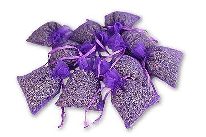 ASVP Shop relleno de bolsas de Organza con flores de lavanda ...