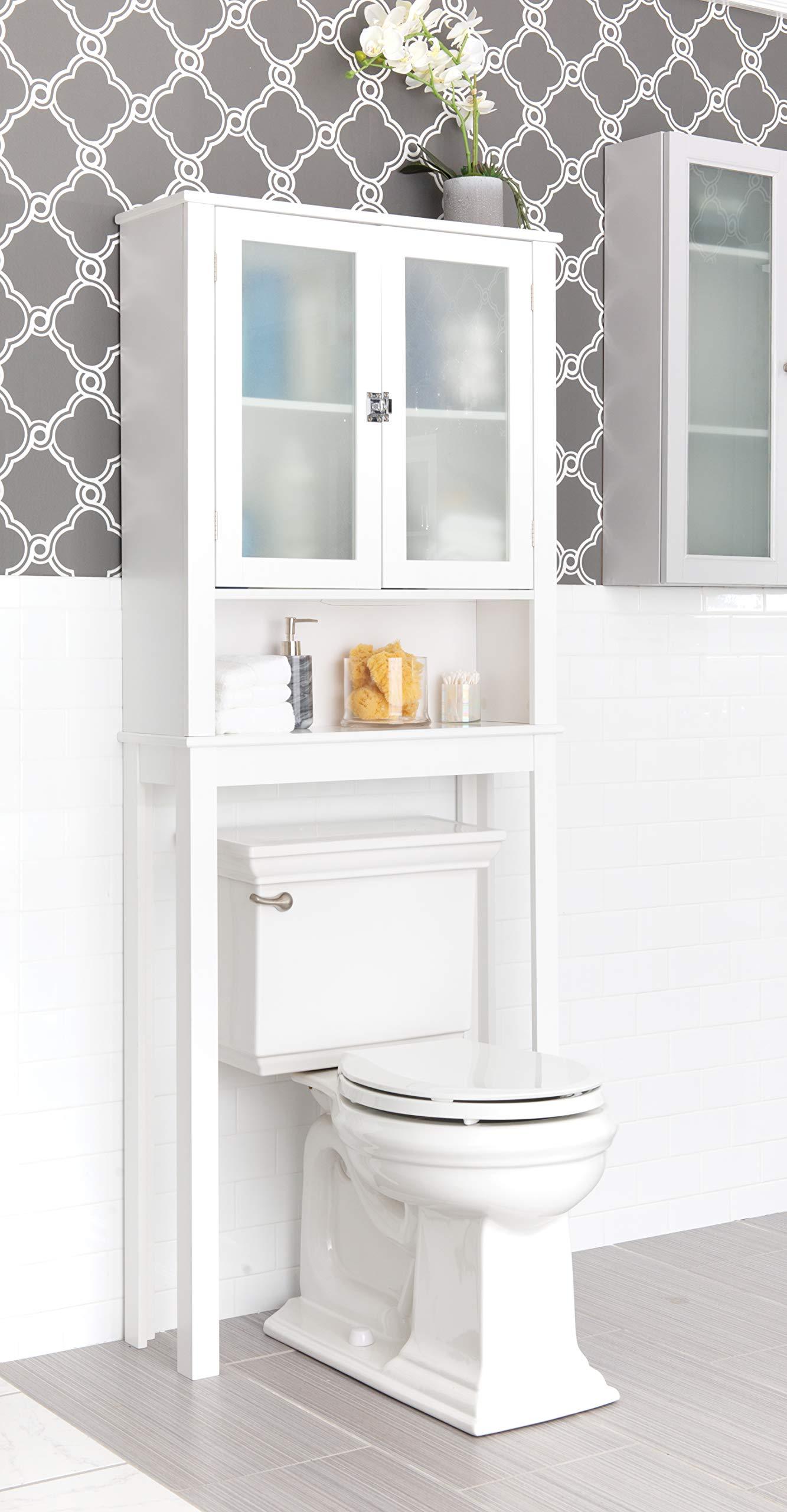 Zenna Home Classic bathroom spacesaver, White by Zenna Home
