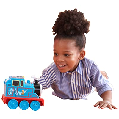 Fisher-Price My First Thomas & Friends, Rolling Melodies Thomas: Toys & Games [5Bkhe1401167]