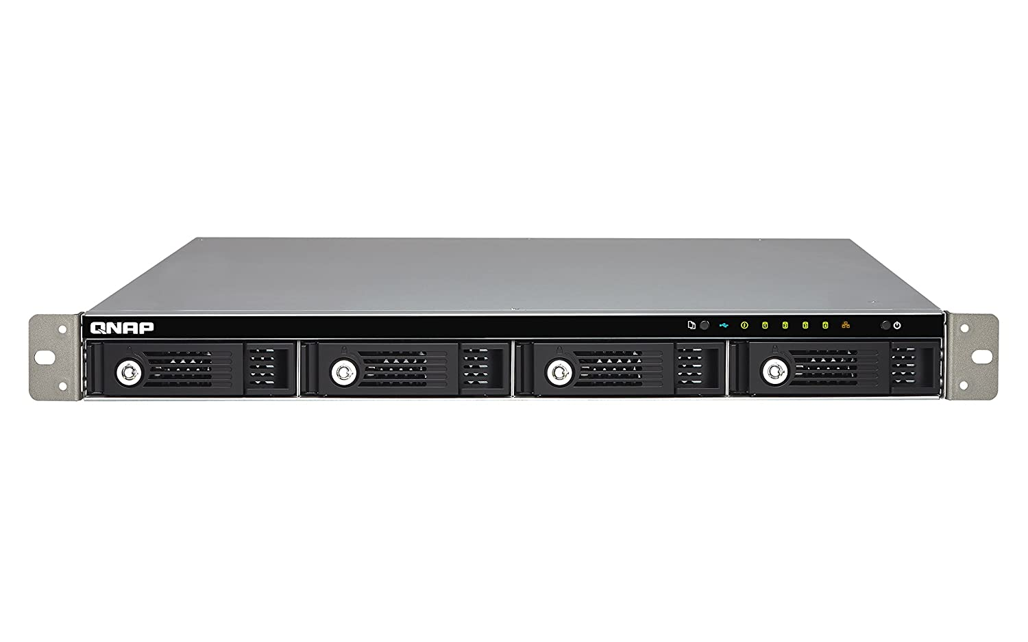 QNAP TS-431U-SP NAS Rack 4-Bay Freescale Arm Cortex