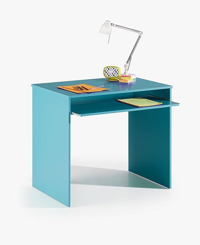 Escritorio o Mesa para PC Azul Extensible para habitación Infantil ...