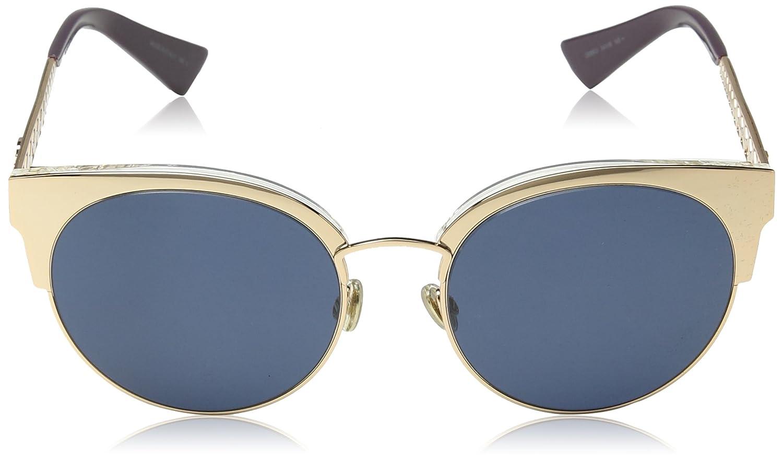 Christian Dior Women s Dioramamini Ku Sunglasses, Gold Copper, 54   Amazon.co.uk  Clothing 443d222f7a17