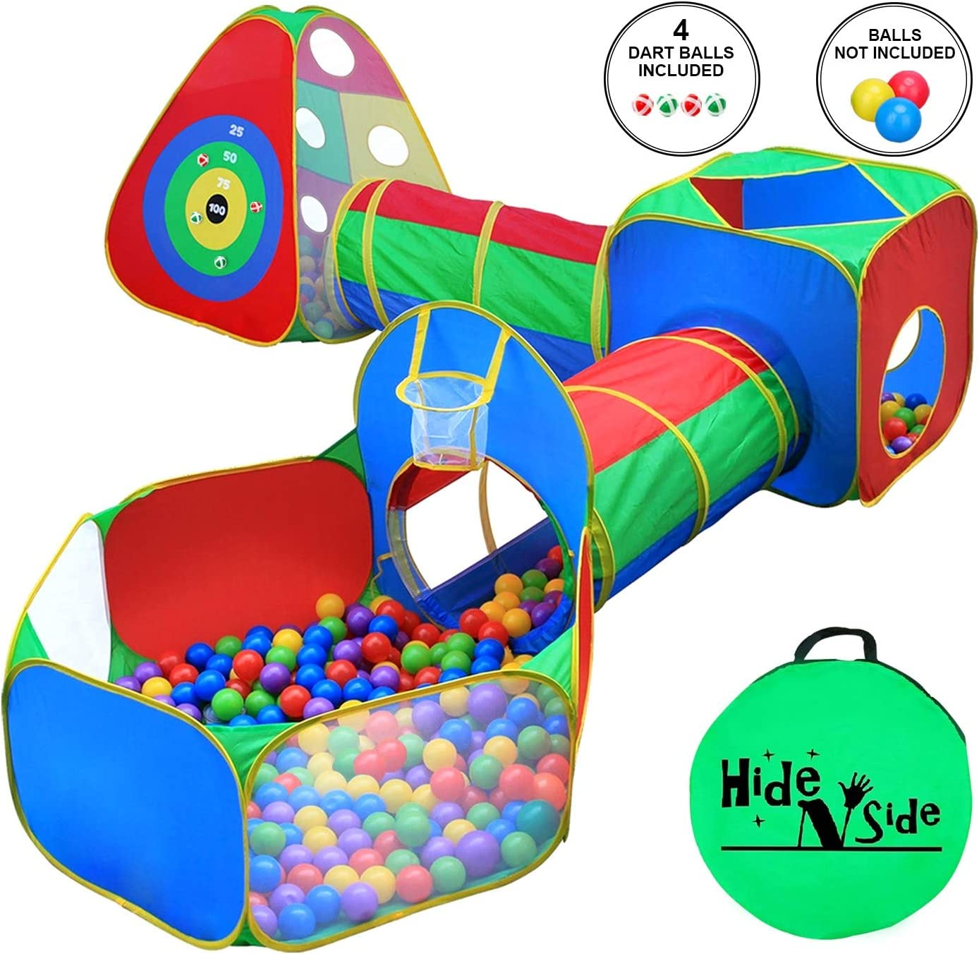 Top 9 Best Ball Pit For Kids Mothers Love (2020 Reviews) 1