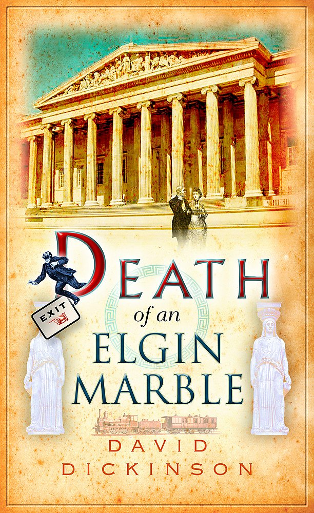 Read Online Death of an Elgin Marble (Lord Francis Powerscourt) ebook