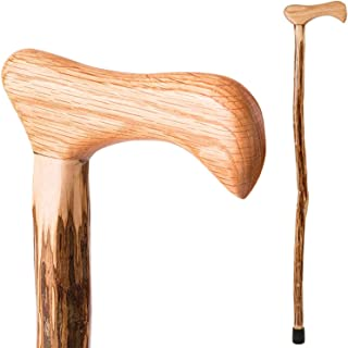 "product image for Brazos 37"" Free Form Ironwood Walking Cane, Made in the USA"