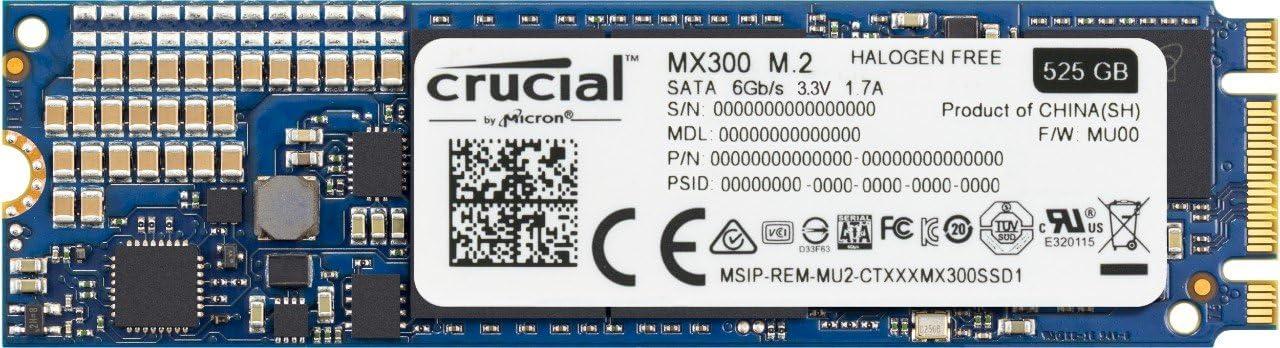 Crucial MX300 CT1050MX300SSD4 - Disco Duro sólido Interno SSD de 1 ...