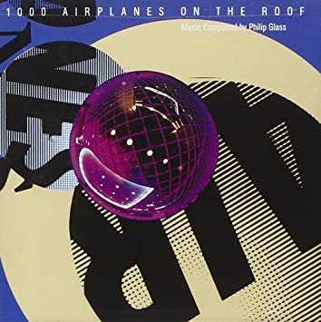 Glass Philip 1000 Airplanes On The Roof Amazon Com Music