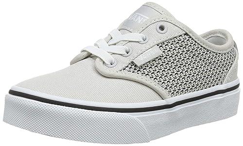 Vans Atwood Slip-on, Zapatillas para Niños: Amazon.es: Zapatos y complementos