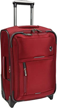 Traveler's Choice Ergonomic Water-Repellent Luggage