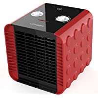 Lcpower Portable Electric Heater with Adjustable Thermostat