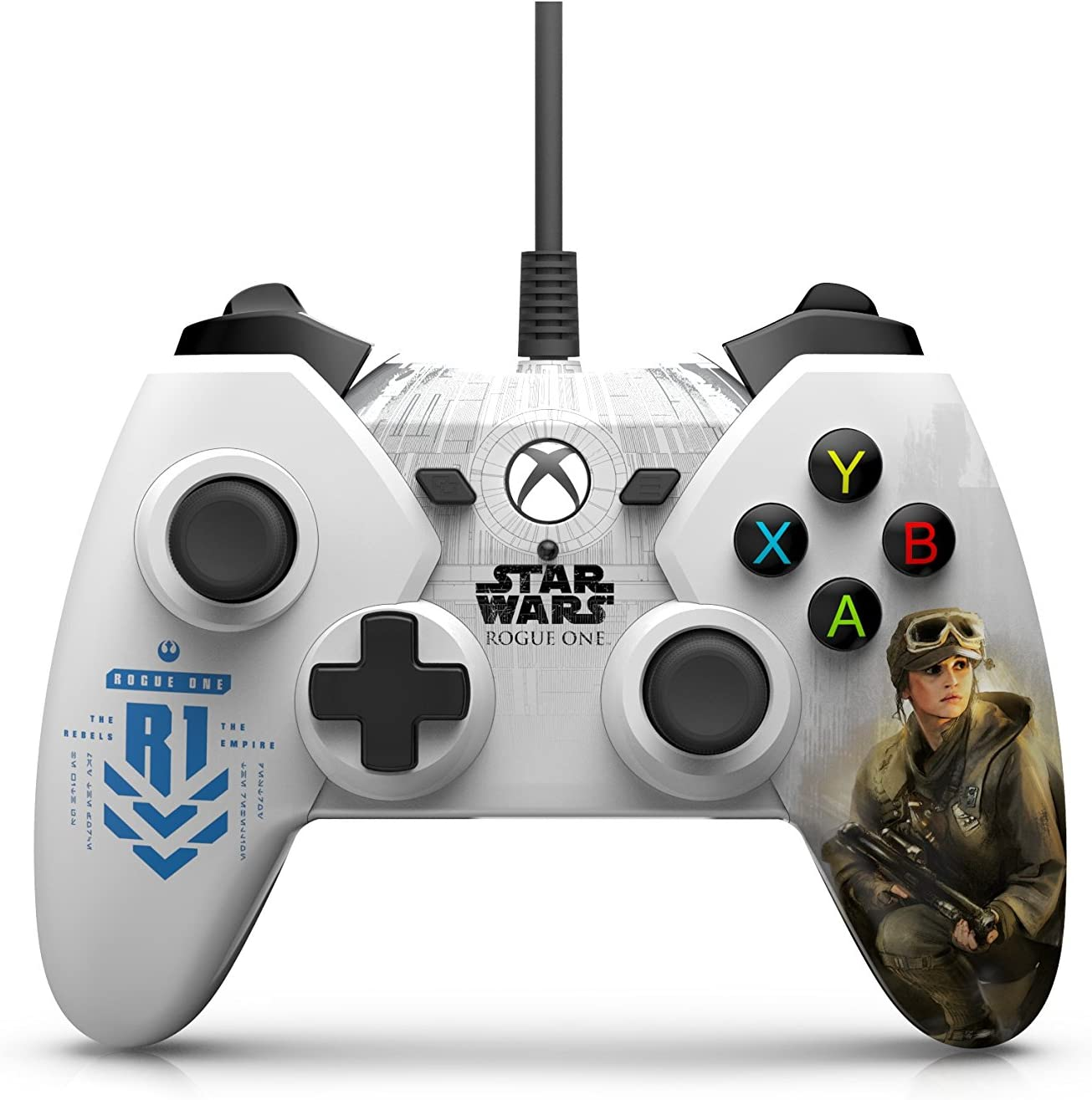 Star Wars: Rogue One Controller - Rebel Alliance (Xbox One/PC ...