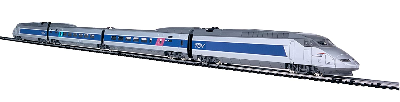 Mehano - Tren Alstom TGV Atlantique Hobby AC, 4880: Amazon ...