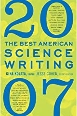 The Best American Science Writing 2007 Paperback