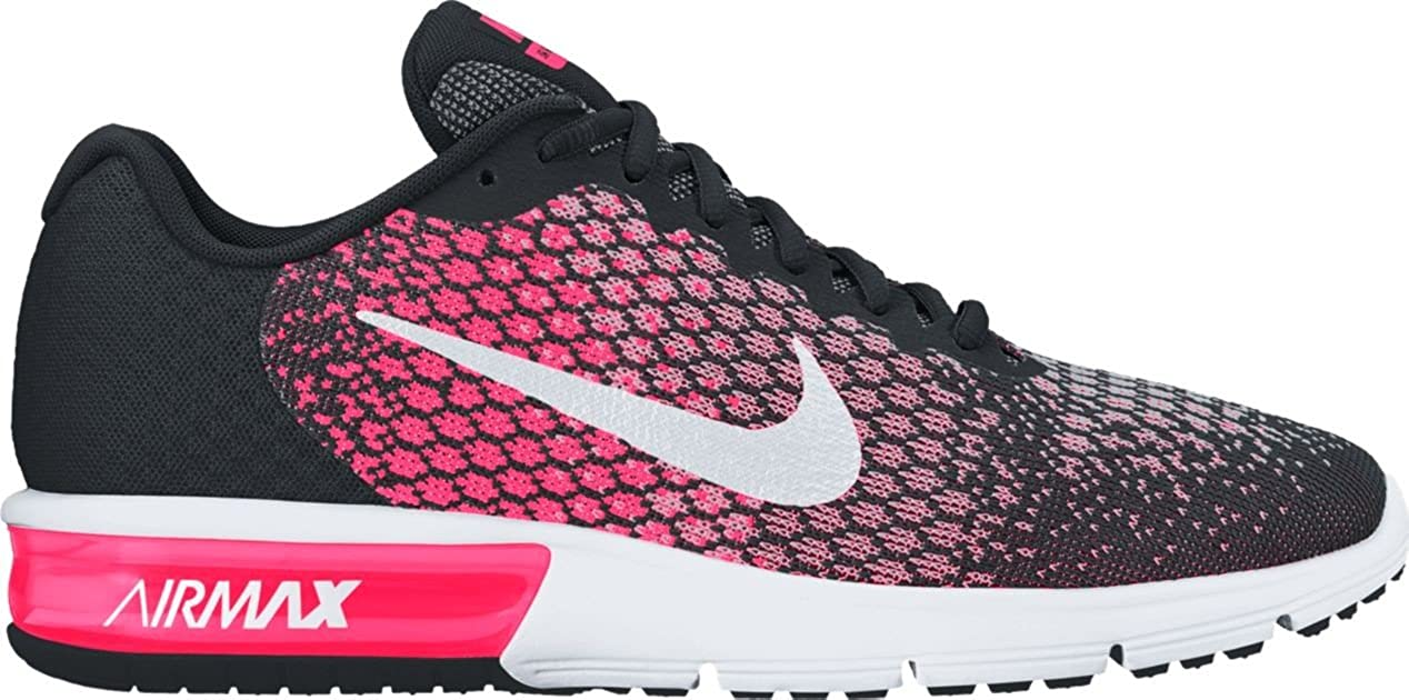 b84b17d6bc Amazon.com | Nike Women's Air Max Sequent Running Shoes (11 B US) | Road  Running