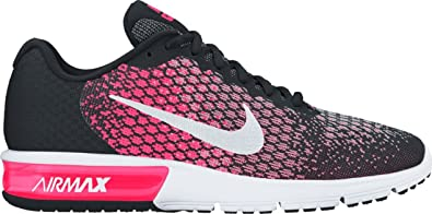 5425f3808b Image Unavailable. Image not available for. Color: Nike Women's Air Max  Sequent Running Shoes ...