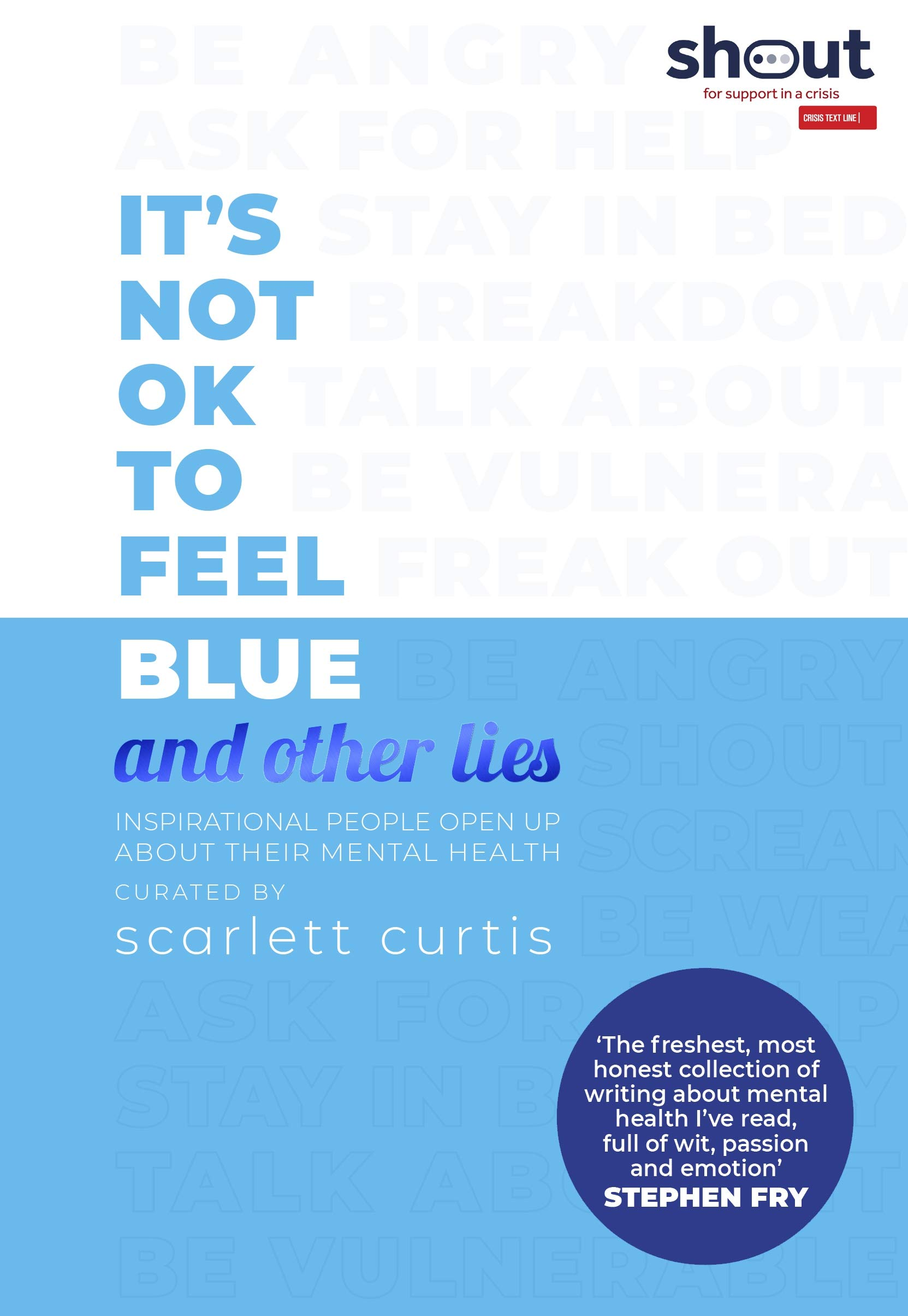 Its Not OK To Feel Blue