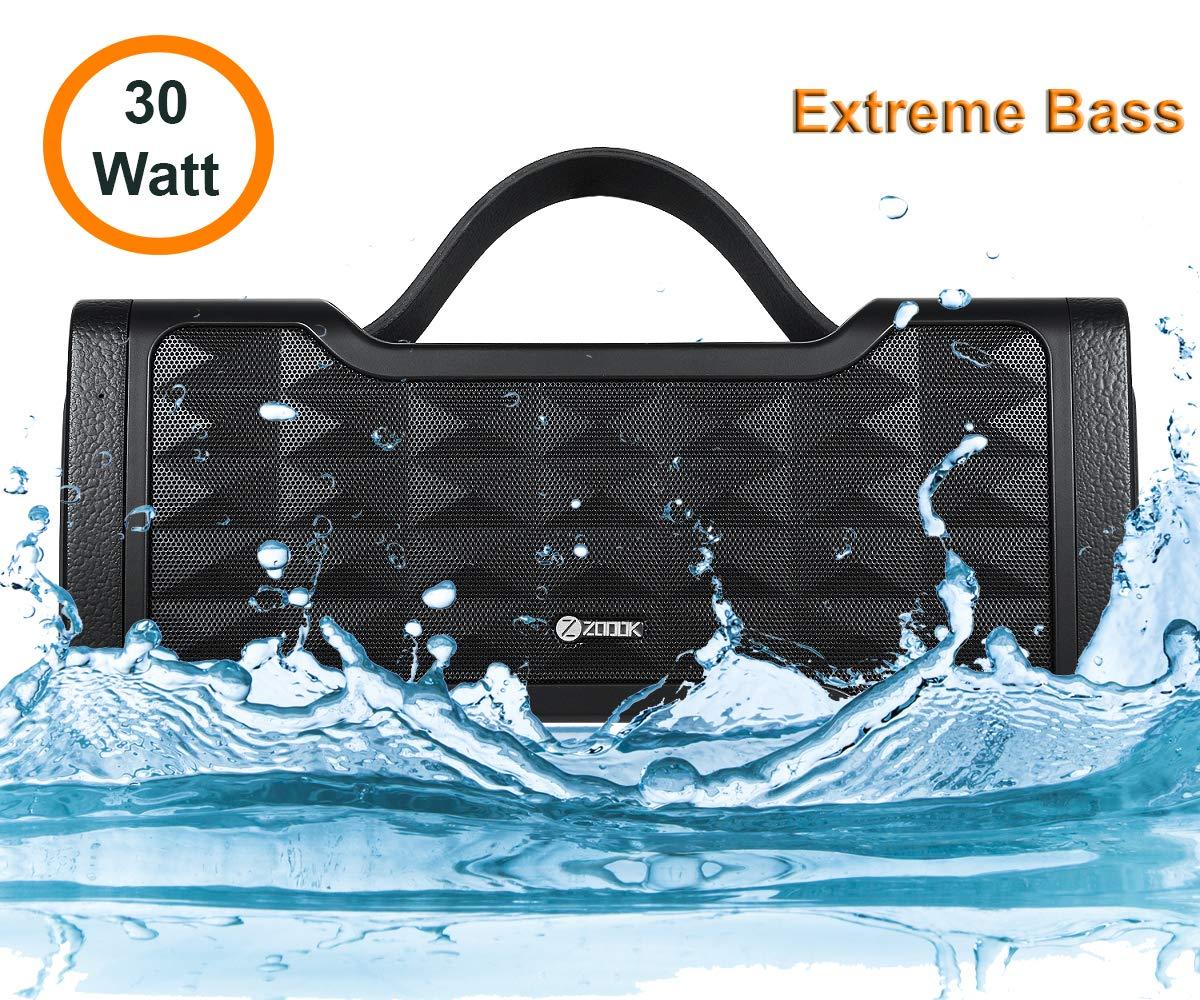 Zoook Jazz Blaster 30W Bluetooth Speaker with Auxin &