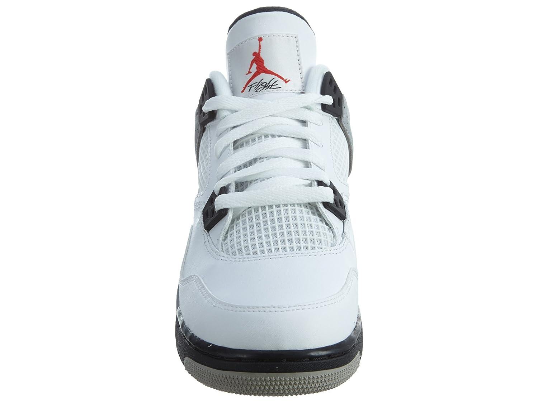 new arrival 726ee ad17b Amazon.com   NIKE air Jordan 4 Retro OG BG hi top Trainers 836016 Sneakers  Shoes   Basketball