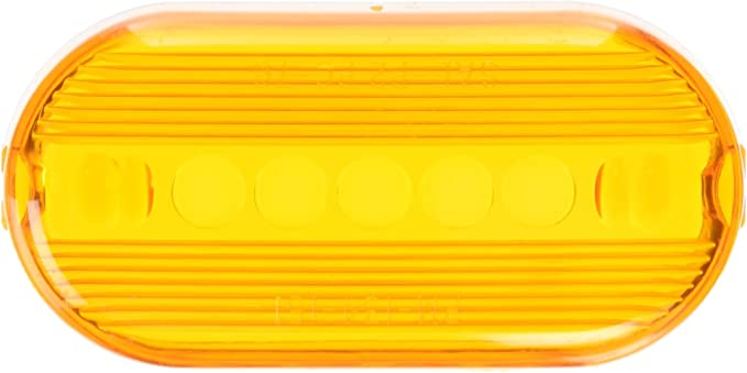 PETERSON MFG V254615A Amber Replacement Lens