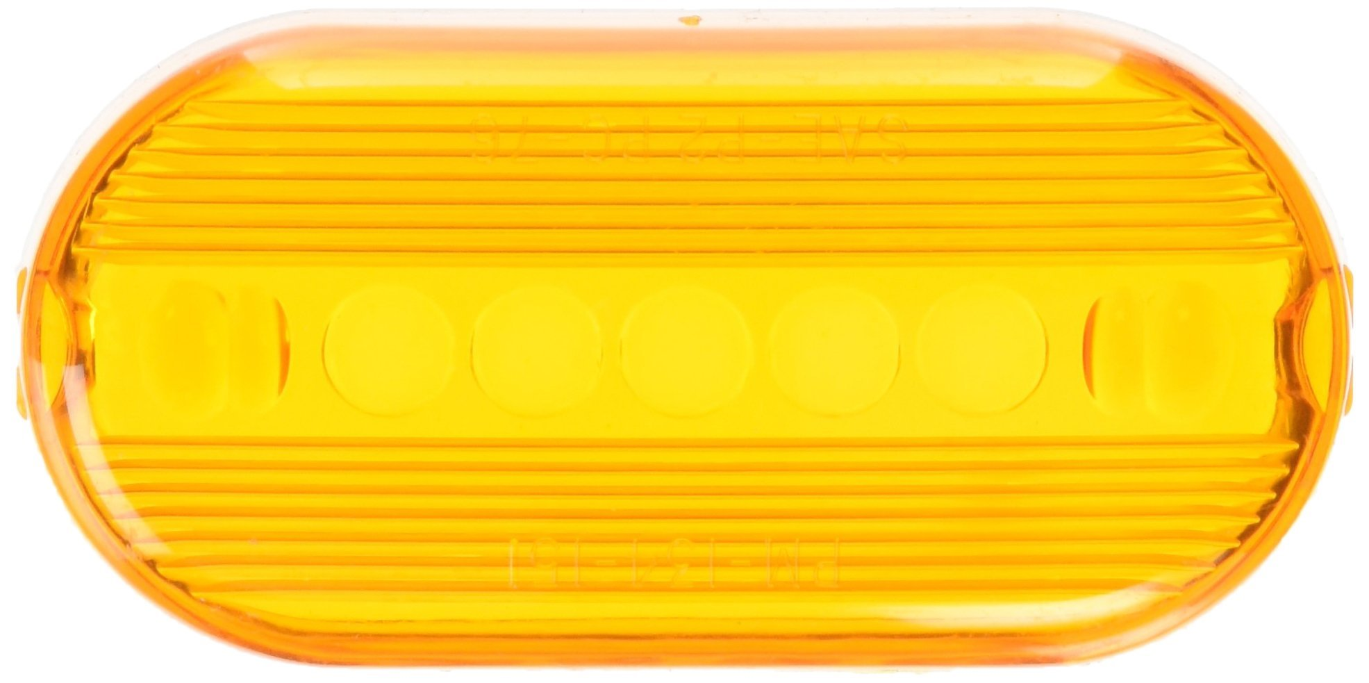 Peterson Manufacturing 13415A Amber Replacement Lens