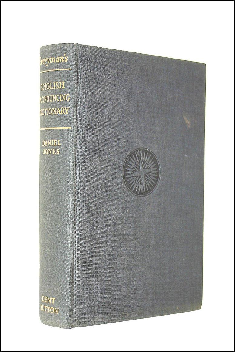 English pronouncing dictionary 14th edition