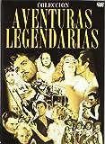 Colección Aventuras Legendarias - pack de 6 DVDs