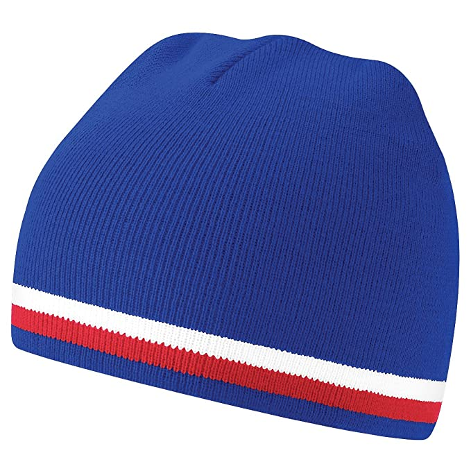 c757f5b0cec Beechfield World Colors   Flags   The Nations Winter Beanie Hat (One Size) (