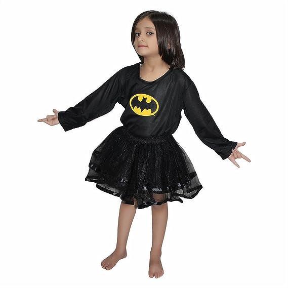 Fancy Dress Costume Girls Child superhero WOMAN COSTUME Superhero Skirt Style