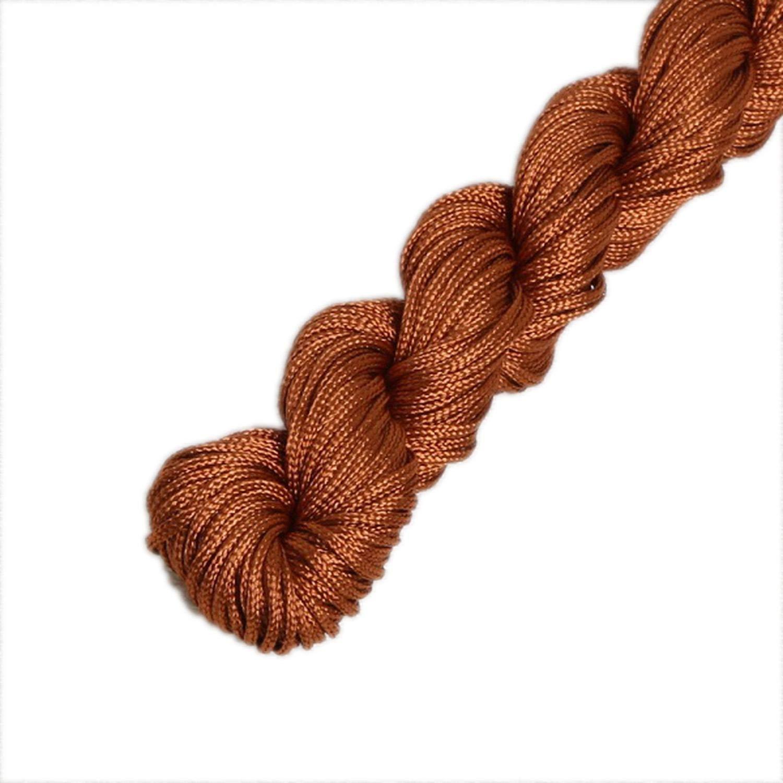 24 Meter//Rolle /ähnliches bunt gemischtes Stickgarn aus 100/% Baumwolle f/ür Kreuzstich Peridot