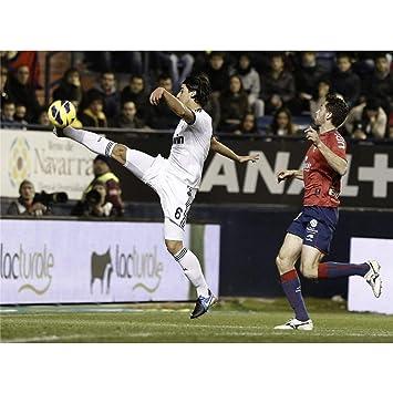 Amazon.com: Real Madrid Poster On Silk <47cm x 35cm, 19inch ...