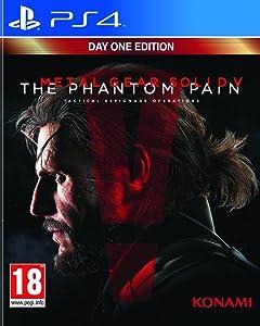 Metal Gear Solid V : The Phantom Pain