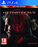 Metal Gear Solid V : The Phantom Pain - édition day one - PlayStation 4 - [Edizione: Francia]