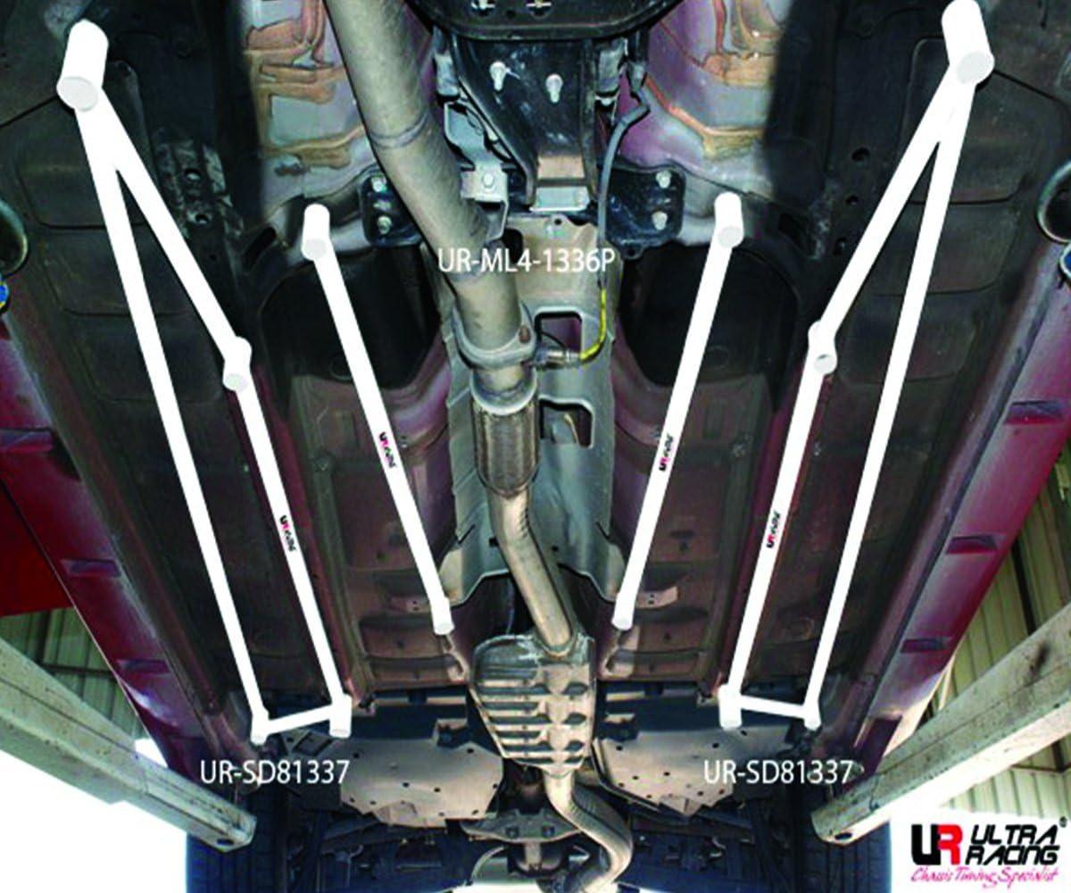For Subaru Impreza Wrx STi GC8 Ej20 UTRA RACING 3 Point Fender Bars Brace