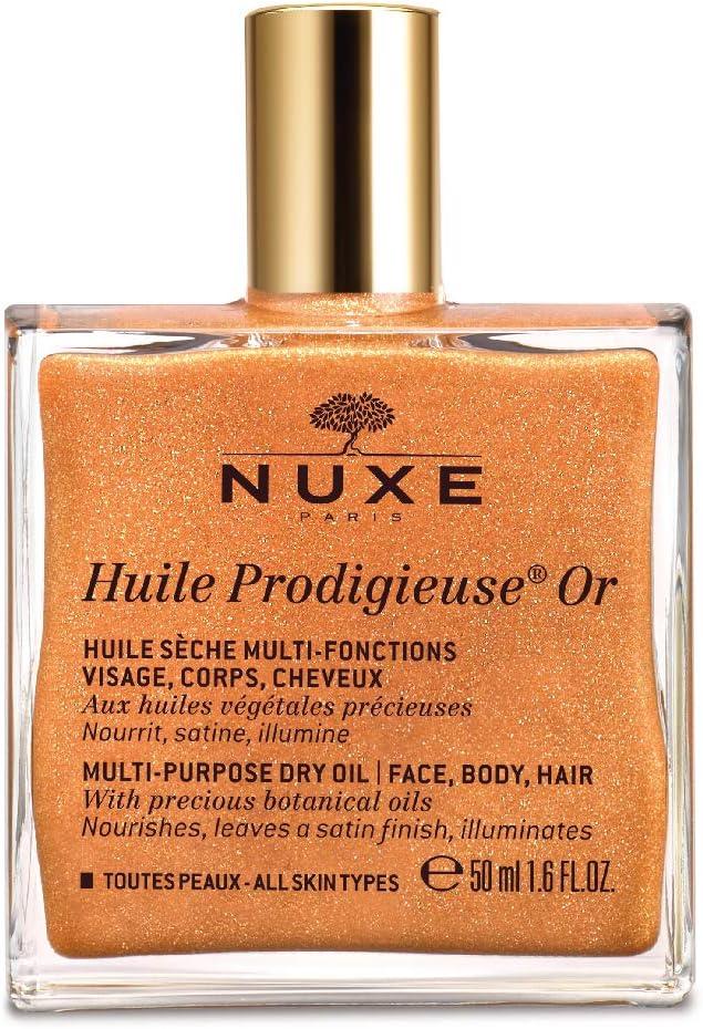 NUXE Huile Prodigieuse® OR 50 ml: Amazon.es: Belleza