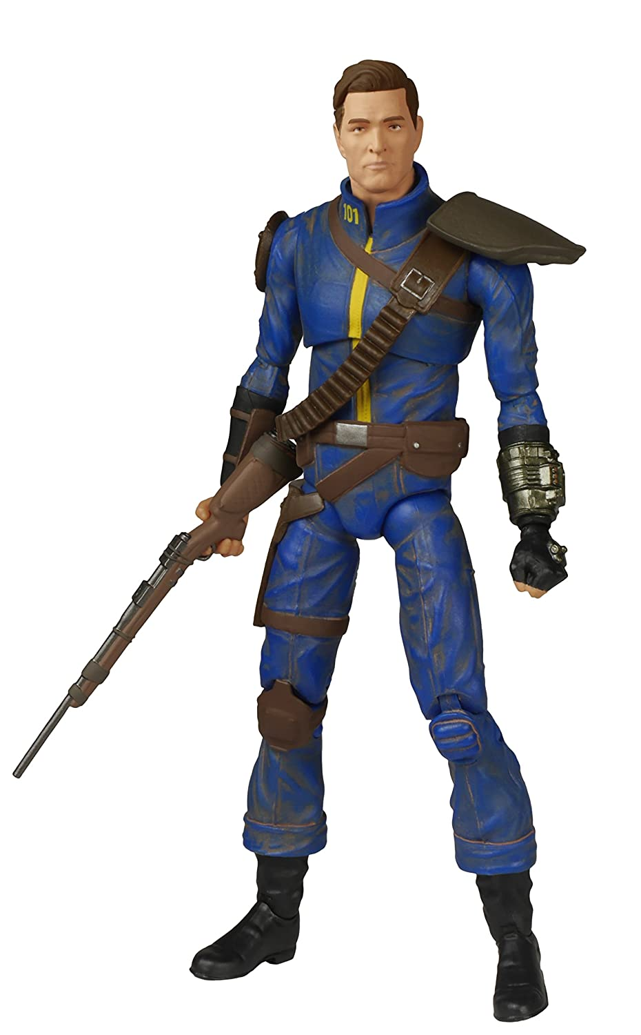 Funko Legacy Action: Fallout Lone Wanderer Action Figure (Blister Pack) Funko Legacy Collection: 6608 Accessory Misc. Product
