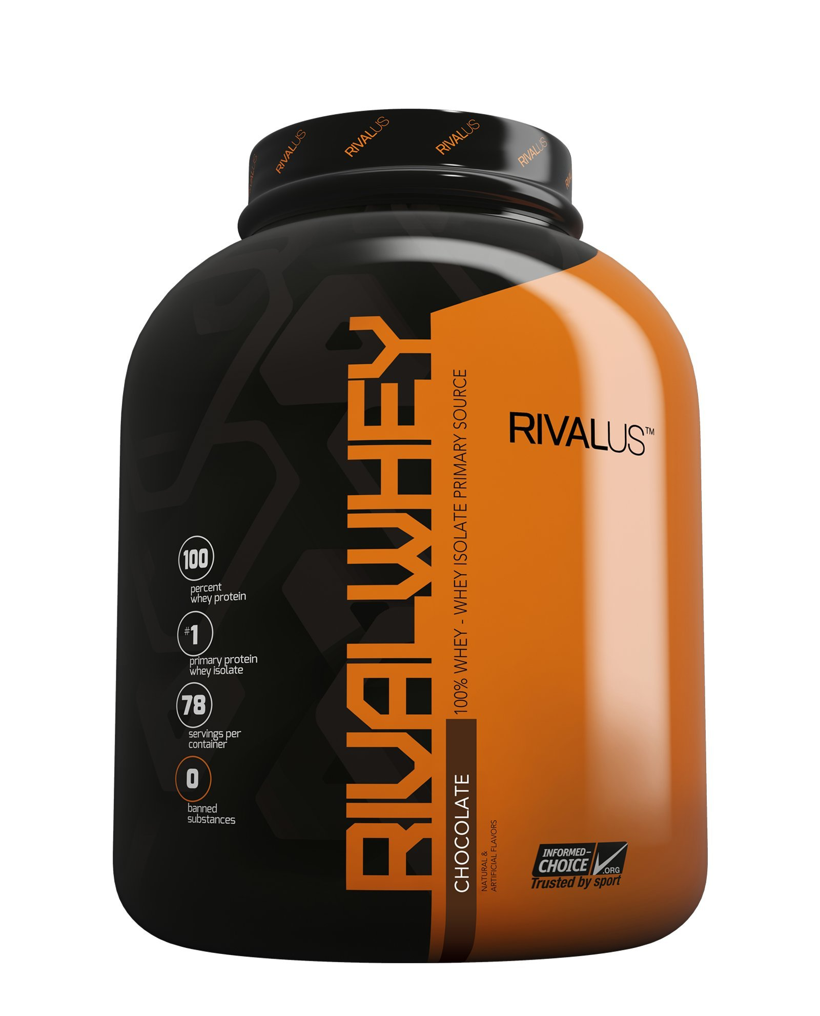 Rival Whey Chocolate 5lb